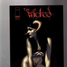 Cómics: WICKED 5 - IMAGE 2000 VFN/NM. Lote 133764874