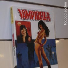 Cómics: VAMPIRELLA THE ESSENTIAL WARREN YEARS VOLUMEN ONE EN INGLES - DYNAMITE -. Lote 133849490