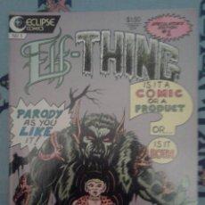 Cómics: ELF THING: ECLIPSE COMICS. Lote 36583814