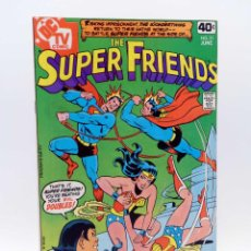 Cómics: THE SUPER FRIENDS 21. ORIGINAL USA (BRIDWELL / FRADON) DC, 1979. FN/VF. Lote 133890222