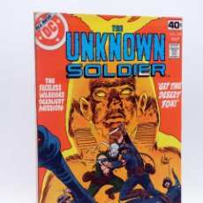 Cómics: THE UNKNOWN SOLDIER 228. ORIGINAL USA (HANEY / KELLEY / AYERS) DC, 1979. FN/VF. Lote 133890278