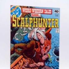 Cómics: WEIRD WESTERN TALES 56. SCALPHUNTER (VVAA) DC, 1979. FN/VF. Lote 133890306