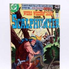 Cómics: WEIRD WESTERN TALES 57. SCALPHUNTER (VVAA) DC, 1979. FN/VF. Lote 133890310