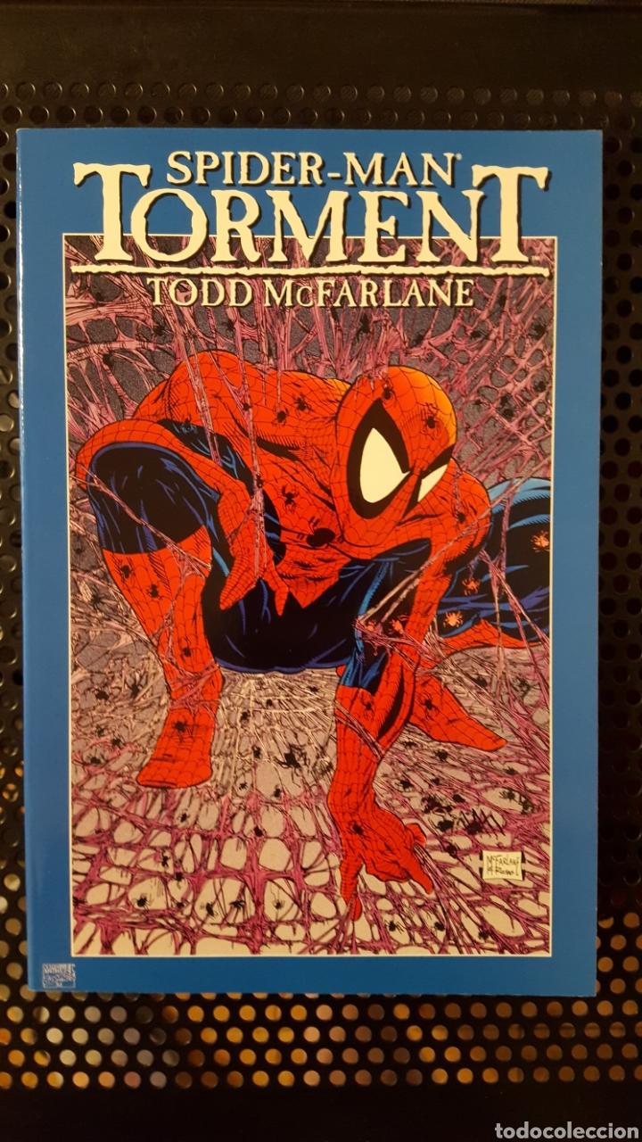 COMIC - SPIDER-MAN TORMENT 1992 TPB SOFTCOVER PAPERBACK 1ST FIRST PRINT TODD MCFARLANE - SPIDERMAN (Tebeos y Comics - Comics Lengua Extranjera - Comics USA)
