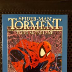 Cómics: COMIC - SPIDER-MAN TORMENT 1992 TPB SOFTCOVER PAPERBACK 1ST FIRST PRINT TODD MCFARLANE - SPIDERMAN. Lote 133899358