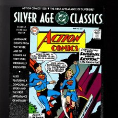 Cómics: ACTION COMICS 252 SILVER AGE CLASSICS EDITION - DC 1992 VFN/NM / 1ST SUPERGIRL !! / SUPERMAN. Lote 134031478