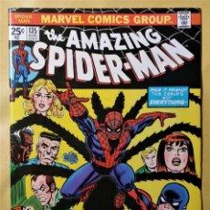 Cómics: AMAZING SPIDER-MAN 135. COMIC USA SPIDERMAN. PUNISHER.. Lote 134056274