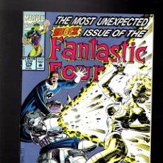 Cómics: FANTASTIC FOUR 376 - MARVEL 1993 VFN/NM / X-MEN. Lote 134063826