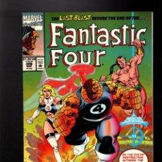 Cómics: FANTASTIC FOUR 386 - MARVEL 1994 VFN/NM / NAMOR / ANT-MAN. Lote 134063958