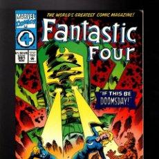 Cómics: FANTASTIC FOUR 391 - MARVEL 1994 VFN/NM / GALACTUS. Lote 134064014