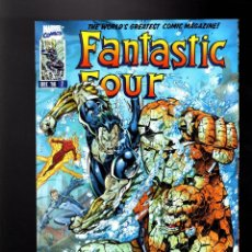 Cómics: FANTASTIC FOUR 2 VOL 2 - MARVEL 1996 VFN/NM / JIM LEE. Lote 134064118