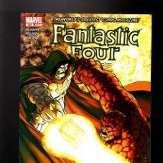 Cómics: FANTASTIC FOUR 552 - MARVEL 2008 VFN/NM / DOCTOR DOOM / MICHAEL TURNER COVER. Lote 134064258