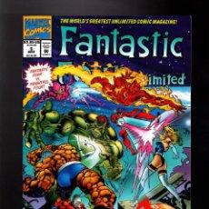 Cómics: FANTASTIC FOUR UNLIMITED 5 - MARVEL 1994 VFN/NM / ANT-MAN. Lote 134064502