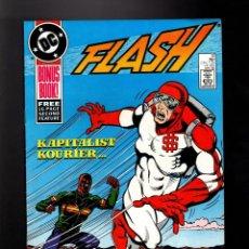 Cómics: FLASH 12 - DC 1988 FN/VFN. Lote 134065194