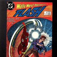 Cómics: FLASH 15 - DC 1988 FN-. Lote 134065266