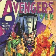 Cómics: AVENGERS FOREVER # 8 (MARVEL,1999) - KURT BUSIEK - CARLOS PACHECO. Lote 134086558