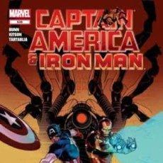 Cómics: CAPTAIN AMERICA AND IRON MAN #635. MARVEL COMICS EN INGLÉS. INEDITO EN ESPAÑA.. Lote 134117426