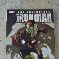 Cómics: IRON MAN : EXTREMIS. RECOPILATORIO 2006. INGLES. MARVEL. NUEVO. Lote 134132258