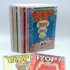 Cómics: PLOP 1 A 23. COMPLETA A FALTA DEL 24. ESTADOS FN Y VF (WOLVERTON Y OTROS) DC, 1973. Lote 134202181
