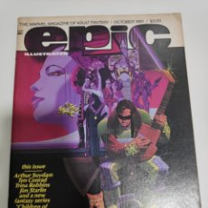 Cómics: EPIC 8 MARVEL 1981. Lote 134340658