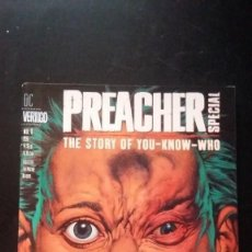 Cómics: PREACHER SPECIAL THE STORY OF YOU KNOW WHO (1996) #1 . Lote 135512810