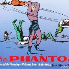 Cómics: THE PHANTOM - HERMES PRESS - COMPLETE NEWSPAPER SUNDAYS - VOLUMENES 1 AL 3. Lote 135532346