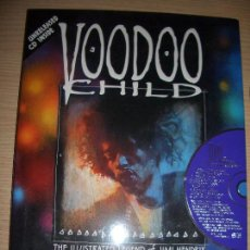 Cómics: VOODOO CHILD HC: THE ILLUSTRATED LEGEND OF JIMI HENDRIX (PENGUIN STUDIO BOOKS, 2007). Lote 135683847