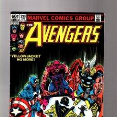 Cómics: AVENGERS 230 - MARVEL 1983 FN. Lote 135914674