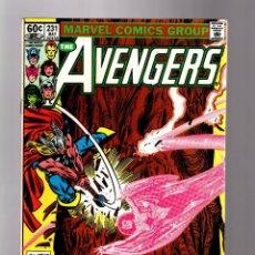Cómics: AVENGERS 231 - MARVEL 1983 FN. Lote 135914858