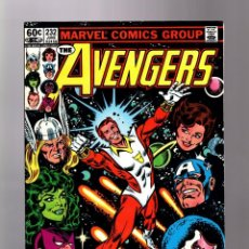 Cómics: AVENGERS 232 - MARVEL 1983 FN/VFN. Lote 135915122