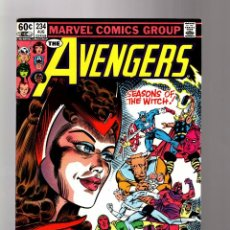 Cómics: AVENGERS 234 - MARVEL 1983 FN. Lote 135915950