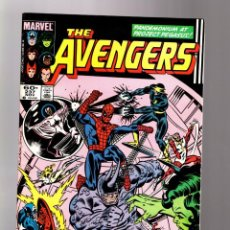 Cómics: AVENGERS 237 - MARVEL 1983 FN/VFN / AMAZING SPIDER-MAN. Lote 135916630