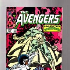 Cómics: AVENGERS 238 - MARVEL 1983 FN+ / VISION UNLIMITED. Lote 135916770