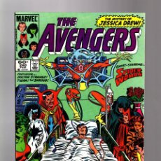 Cómics: AVENGERS 240 - MARVEL 1984 FN+ / THE GHOST OF JESSICA DREW SPIDER-WOMAN. Lote 135917138