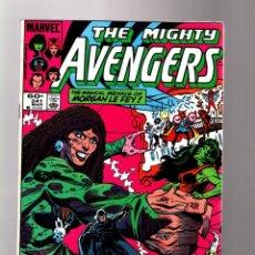 Cómics: AVENGERS 241 - MARVEL 1984 FN+ / SPIDER-WOMAN / DOCTOR STRANGE. Lote 135917318