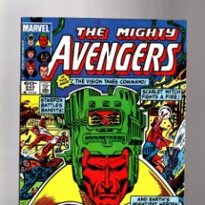 Cómics: AVENGERS 243 - MARVEL 1984 VFN-. Lote 135917602