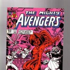 Cómics: AVENGERS 245 - MARVEL 1984 FN / VS THE WRAITHS. Lote 135917886