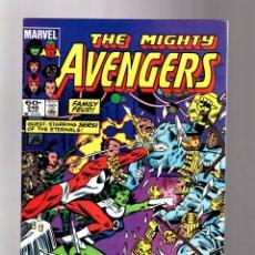 Cómics: AVENGERS 246 - MARVEL 1984 FN/VFN / ETERNALS. Lote 135918122