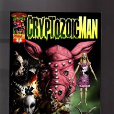 Cómics: CRYPTOZOIC MAN 1 - DYNAMITE 2013 VFN/NM. Lote 136182742