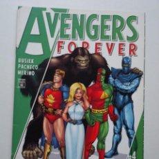 Cómics: AVENGERS FOREVER # 4 (MARVEL USA). Lote 136345342