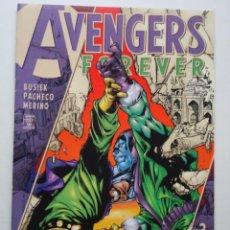 Cómics: AVENGERS FOREVER # 3 (MARVEL USA). Lote 136350050