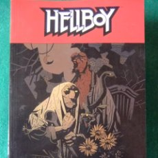 Cómics: HELLBOY Nº 7 THE TROLL WITCH AND OTHERS DARK HORSE COMICS. Lote 142646724