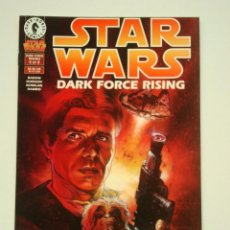 Cómics: STAR WARS DARK FORCE RISING #5 (DARK HORSE USA) NO. 5. Lote 136660422