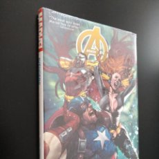 Cómics: AVENGERS HC 2 DELUXE EDITION BY JONATHAN HICKMAN - VENGADORES. Lote 136661418