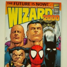 Cómics: WIZARD NUMBER 2000 (THE COMICS MAGAZINE #2000 DECEMBER 1999). Lote 136689626