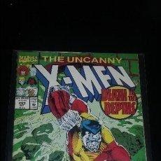 Cómics: UNCANNY X-MEN # 293 FINE THE LAST MORLOCK STORY! . Lote 136944410