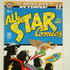 Cómics: ALL STAR COMICS # 1 (DC COMICS US) #1. Lote 137209490