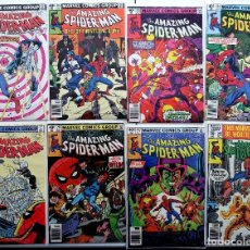 Cómics: AMAZING SPIDERMAN ORIGINALES MARVEL 201 - 300 EN PERFECTO ESTADO. Lote 137336070