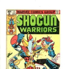 Cómics: SHOGUN WARRIORS 6 - MARVEL 1979. Lote 137479006