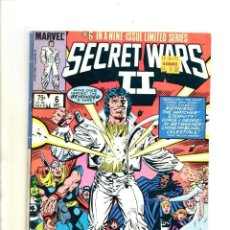 Cómics: SECRET WARS II 6 - MARVEL 1985. Lote 137479402